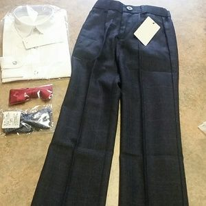Other - 4 piece boys dress outfit